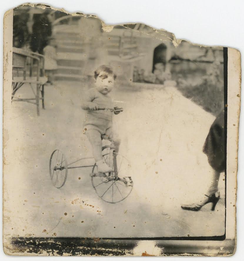 triciclo viejuno