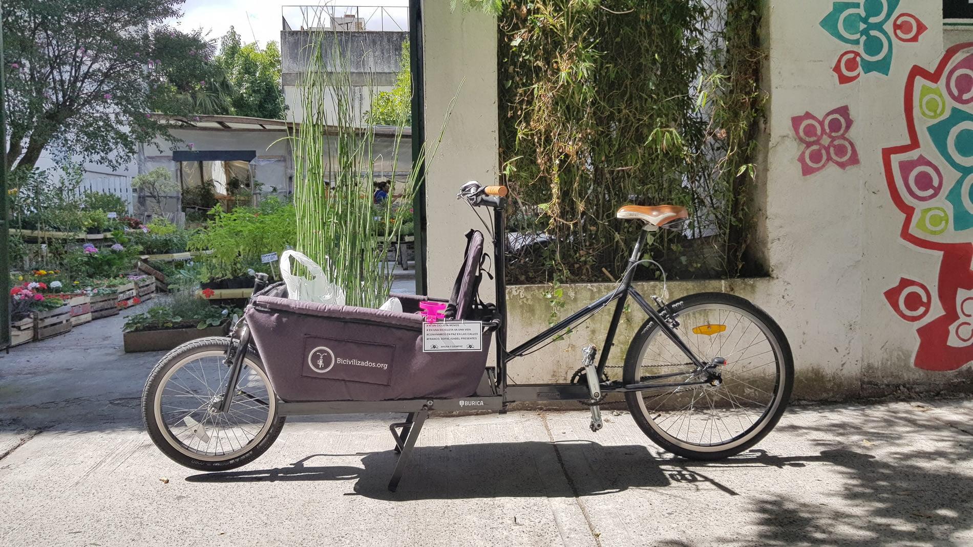 bicivilizados cargo bike