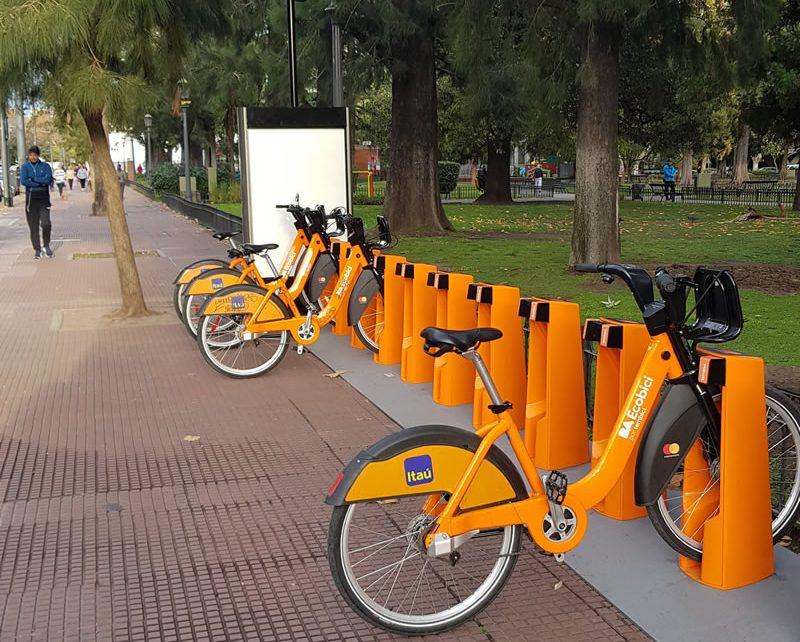 Ecobici Villa Devoto Buenos Aires tembici
