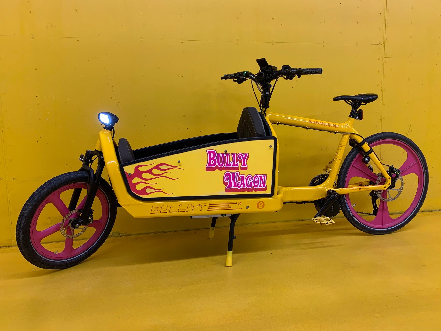 BULLY WAGON CARGO BIKE