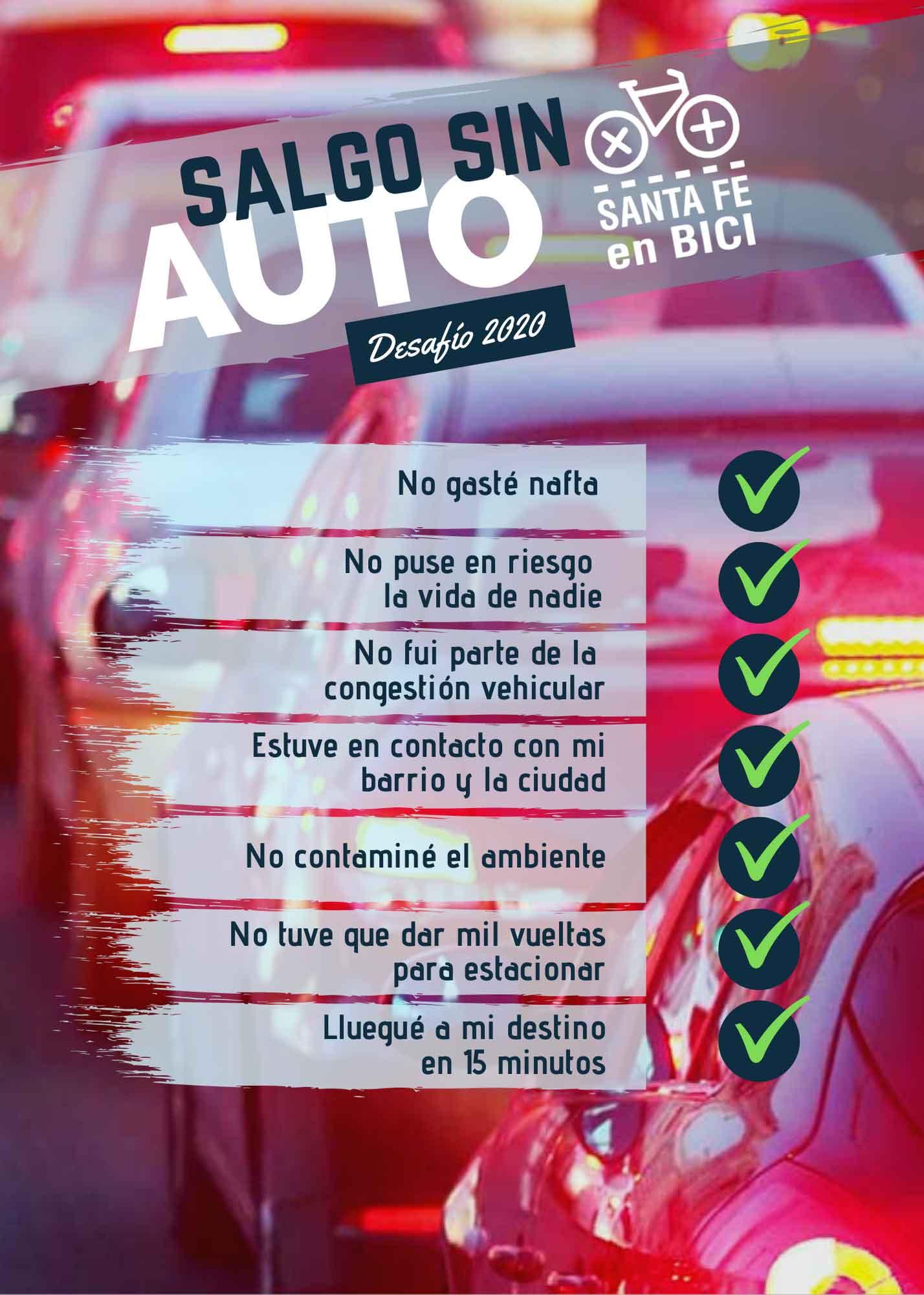 Salgo Sin Auto