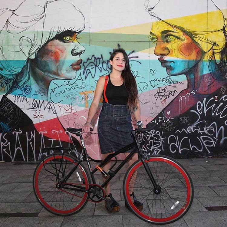 Daniela Suau entrevista para Bicivilizados