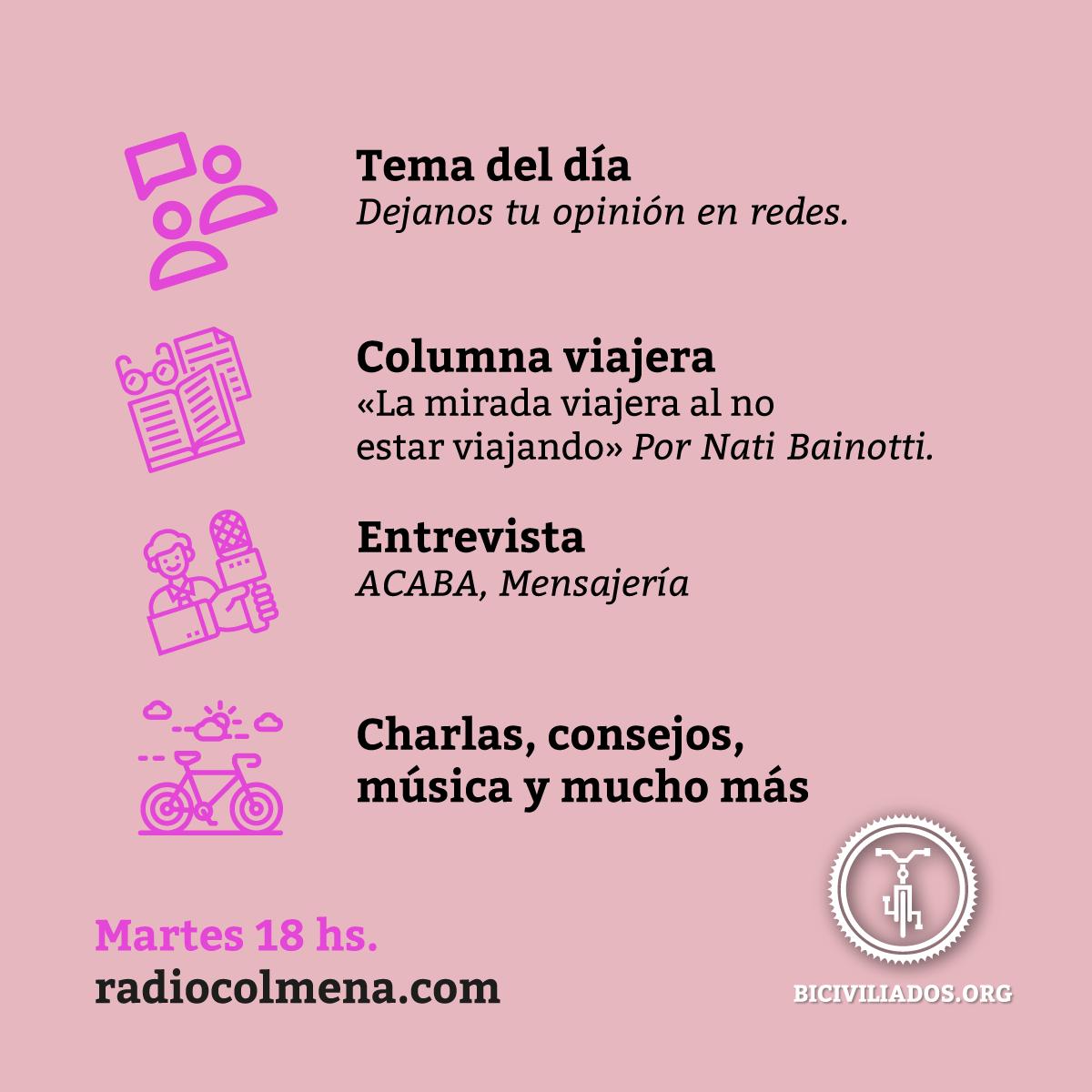 Bicivilizados Radio 244