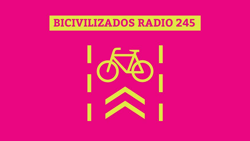 bicivilizados radio 245