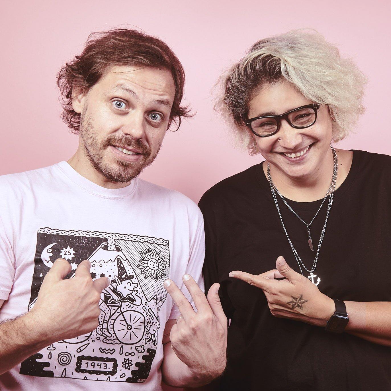 Bicivilizados Radio Leo Spinetto y Lola Centurión