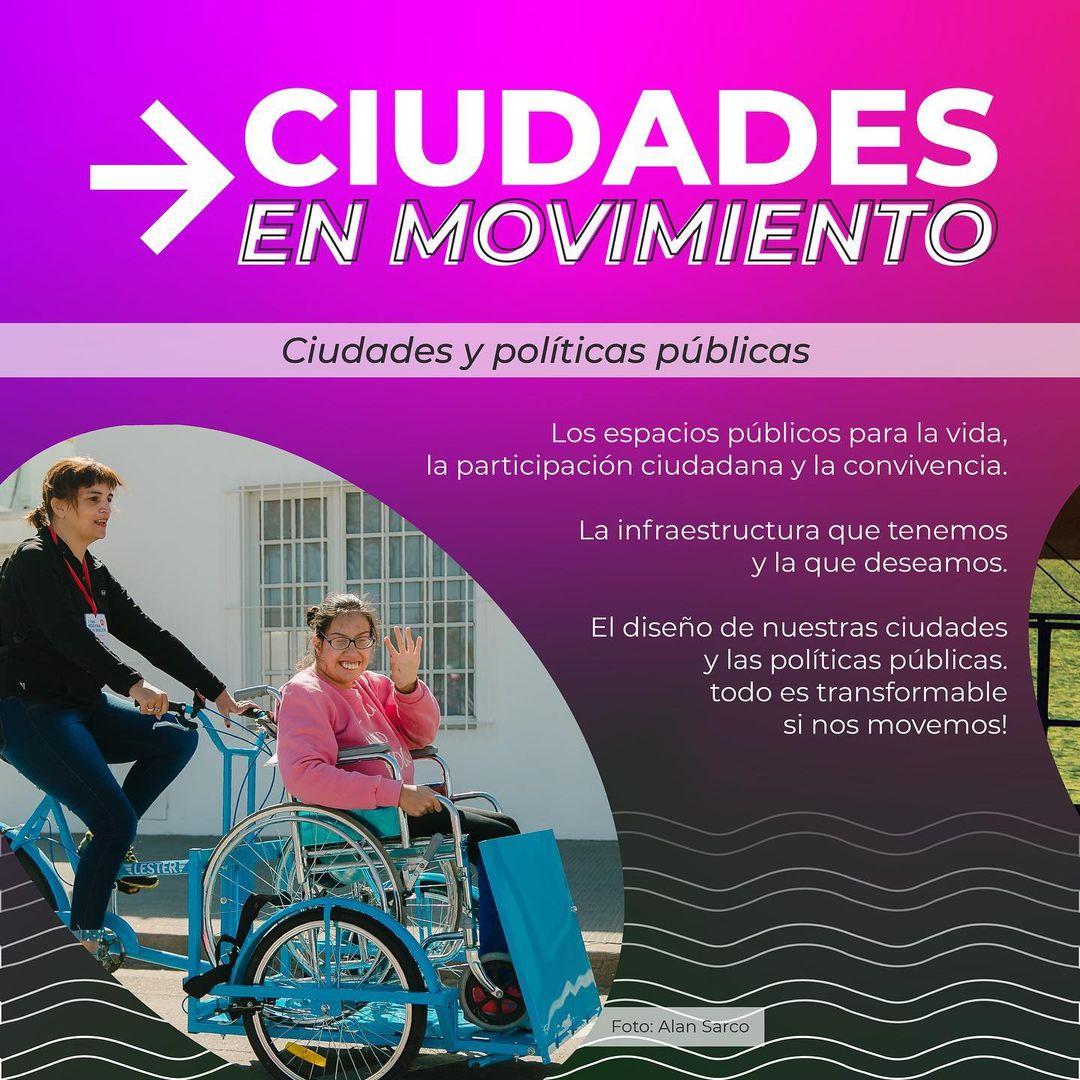 Ciudades en movimiento - FMB10